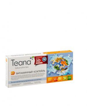 Huyet thanh Teana E1 Vitamin Cocktail phuc hoi da met mo2i