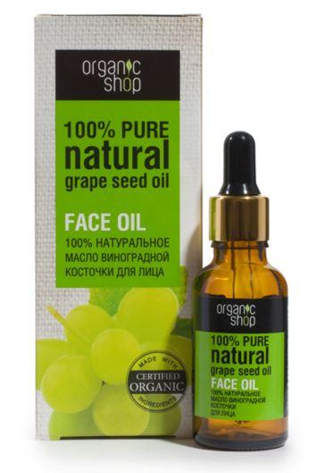 dau hat nho grape seed oil Organic Shop