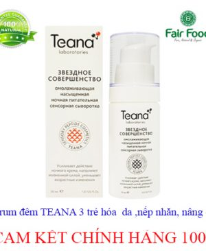 serum Teana dem tre hoa da nang co , xu ly nep nhan, se khit lo chan long, nang co