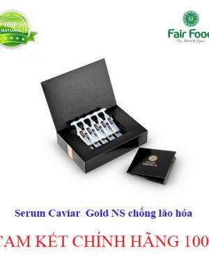 Serum caviar gold natura siberica chong lao hoa