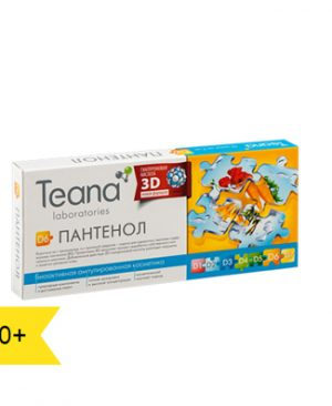 Huyet thanh Collagen chong lao hoa Teana D6 voi Dpanthenol