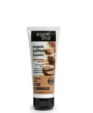 Gel rua mat hang ngay Organic Shop chiet xuat cafe cho da min muot chong lao hoa1