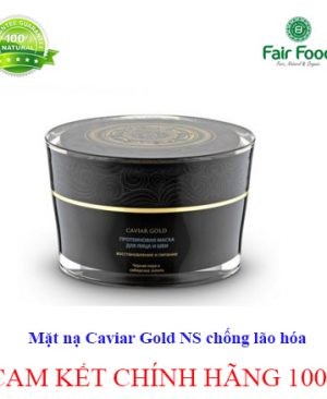 mat na caivar gold chong lao hoa