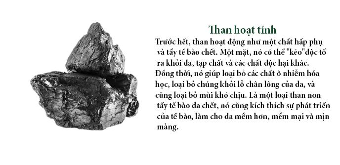 sua rua mat dong Sach 5 in 1 than hoat tinh loai bo bong dau , hap thu bui ban ,detox2