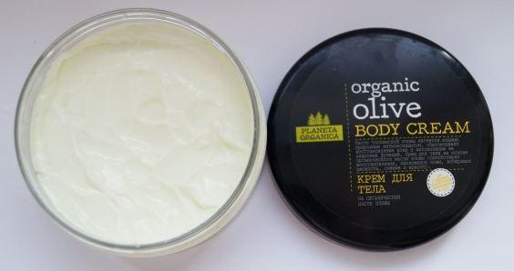 Kem duong the Organic Olive hieu Planeta Organica 1
