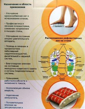 Ban lan mát xa chân trị liệu từ tính điều trị bệnh4