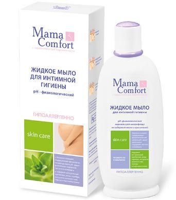 Dung dich ve sinh mama confort khu mui, ngan ngua benh phu khoa trong thời gian mang thai