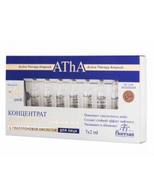 Serum collagen Floresan nang co tre hoa lan da axit hyaluronic lieu phap Spa tai nha1