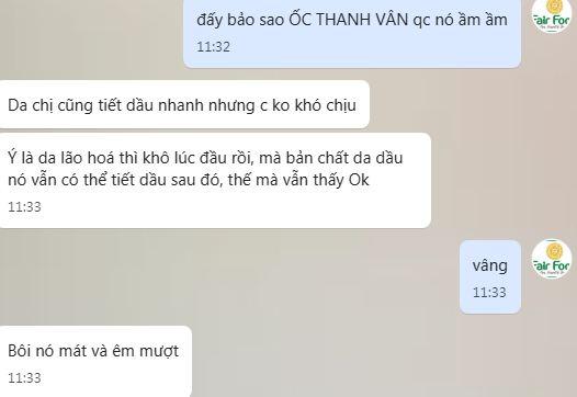 review km chong nang spf 40 eveline
