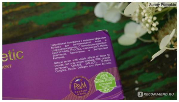 review ve serum tri nep nhan BOTOX cua LICA ESTETIC hang chinh hang tai my pham nga fairfood1