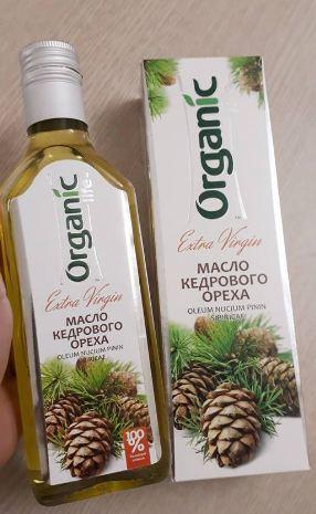 Dau hat thong ep lanh ORGANIC LIFE bo sung vitamin va omega tu nhien cho co the2