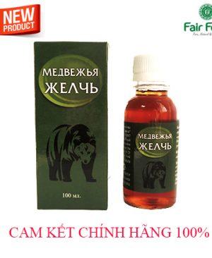 Mat gau rung Taiga Siberia ngam vodka 5 chinh hieu Nga1