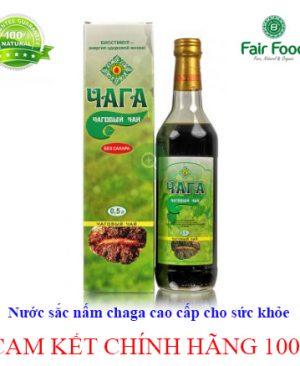nuoc sac nam chaga cao cap cho suc khoe va thanh loc co the
