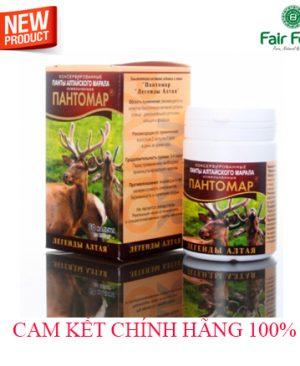 vien nhung huou Pantomar cua Nga chinh hang tai FAIRFOOD