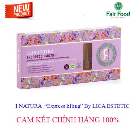 serum NANG CO ,SAN CHAC DA, THON GON MAT ,CANG CO EXPRESS LILFING I NATURA LICA ESTETIC2