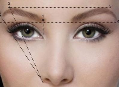 Chuot may chuyen nghiep EVELINE Eyebrow Corrector Art Scenic Professional