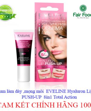 Serum hieu ung botox lam day moi EVELINE Hyaluron Lip PUSH-UP 8in1 Total Action1