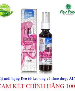 Xit mui hong Eco product tu keo ong va thao duoc ALTAI