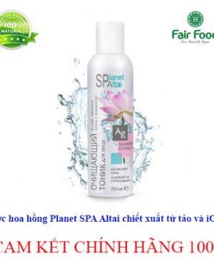nuoc hoa hong spa planet altai chiet xuat tu tao va ion Ag bac khang khuan khoe da fairfood