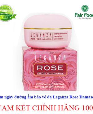 kem ngay hoa hong Leganza Rose phuc hoi duong am ,bao ve da Fairfood