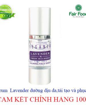 serum lavender duong diu da tai tao va phuc hoi bulgaria