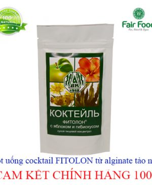 Bot uong cocktail FITOLON alginate tao nau hoang da Arkhangelsk
