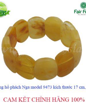 Vong ho phach cao cap cua Nga model 9473 size 17 cm , 15g