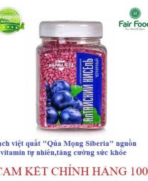 thach viet quat qua mong siberia bo sung vitamin tuoi tu nhien tang cuong suc khoe